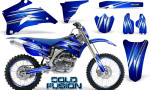 Yamaha YZ 250F 450F 06 09 Graphics Kit Cold Fusion Blue NP Rims 150x90 - Yamaha YZ250F/YZ450F 2006-2009 4 Stroke Graphics