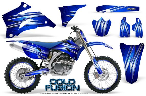 Yamaha YZ 250F 450F 06 09 Graphics Kit Cold Fusion Blue NP Rims 570x376 - Yamaha YZ250F/YZ450F 2006-2009 4 Stroke Graphics