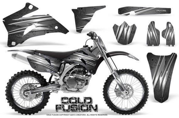 Yamaha YZ 250F 450F 06 09 Graphics Kit Cold Fusion Silver NP Rims 570x376 - Yamaha YZ250F/YZ450F 2006-2009 4 Stroke Graphics