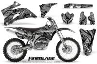 Yamaha-YZ-250F-450F-06-09-Graphics-Kit-Fireblade-Silver-NP-Rims