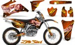 Yamaha YZ 250F 450F 06 09 Little Sins Orange NP Rims 150x90 - Yamaha YZ250F/YZ450F 2006-2009 4 Stroke Graphics