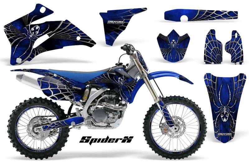 Yamaha-YZ-250F-450F-06-09-SpiderX-Blue-NP-Rims