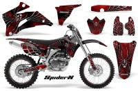 Yamaha-YZ-250F-450F-06-09-SpiderX-Red-NP-Rims