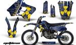 Yamaha YZ125 YZ250 2 Stroke Graphics 1993-1995