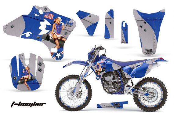 Yamaha YZ250F YZ450F 03 05 AMR Graphic Kit TB BL NPs 570x376 - Yamaha YZ250F/YZ450F 4 Stroke 2003-2005 Graphics