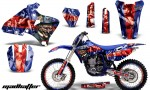 Yamaha YZ250F/YZ400F/YZ426F 4 Stroke Graphics 1998-2002