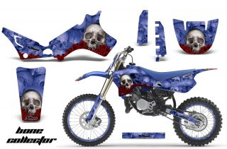 Yamaha YZ80 Graphics 1993-2001