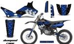 Yamaha YZ80 Graphics 1993-2001