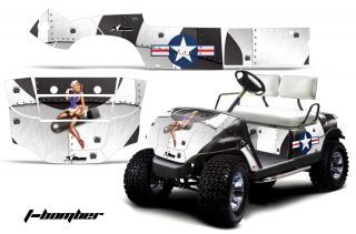 Yamaha Golf Cart Graphics