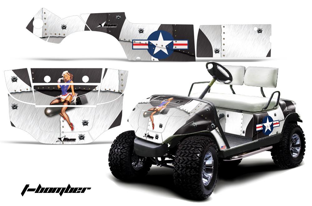 Yamaha Golf Cart Graphics