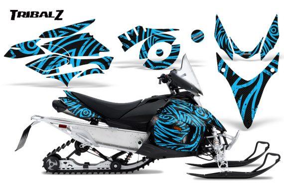 Yamaha Phazer RTX GT Graphics 2007-2014