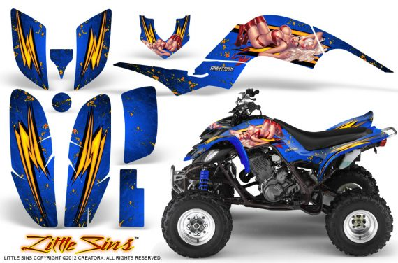 Yamaha Raptor 660 Graphics