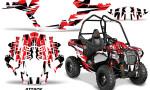Polaris ACE Sportsman Graphic Kit Wrap Attack R 150x90 - Polaris Sportsman ACE 325 570 2014-2016 Graphics