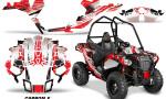 Polaris ACE Sportsman Graphic Kit Wrap Carbon X R 150x90 - Polaris Sportsman ACE 325 570 2014-2016 Graphics