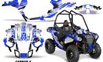 Polaris ACE Sportsman Graphic Kit Wrap Carbon X U 150x90 - Polaris Sportsman ACE 325 570 2014-2016 Graphics