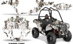 Polaris ACE Sportsman Graphic Kit Wrap Tundra Snow Camo 150x90 - Polaris Sportsman ACE 325 570 2014-2016 Graphics