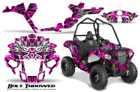 Polaris-Sportsman-ACE-CreatorX-Graphics-Kit-Bolt-Thrower-Pink