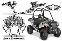 Polaris-Sportsman-ACE-CreatorX-Graphics-Kit-Bolt-Thrower-White