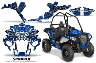 Polaris-Sportsman-ACE-CreatorX-Graphics-Kit-SpiderX-Blue