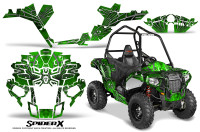 Polaris-Sportsman-ACE-CreatorX-Graphics-Kit-SpiderX-Green