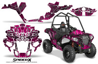 Polaris-Sportsman-ACE-CreatorX-Graphics-Kit-SpiderX-Pink