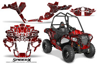 Polaris-Sportsman-ACE-CreatorX-Graphics-Kit-SpiderX-Red