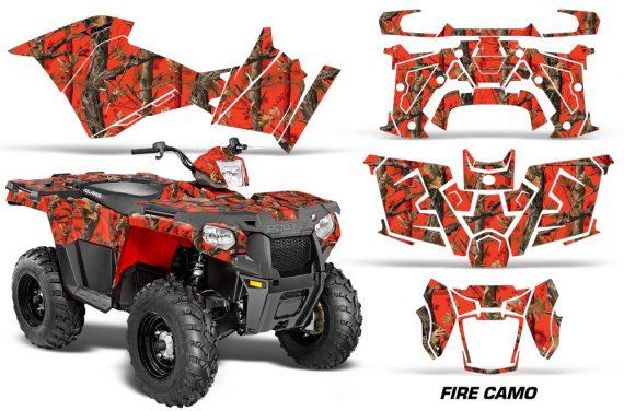 Polaris Sportsman ATV 570 14 15 Graphic Kit Decal Firecamo 1420 151142 1010 570x376 - Polaris Sportsman 325ETX 450 570 2014-2017 Graphics