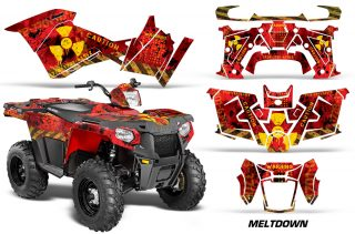 Polaris Sportsman 570 Graphics 2014-2015