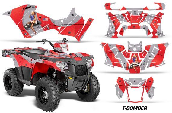 Polaris Sportsman ATV 570 14 15 Graphic Kit Decal T Bomber R 1420 151110 1310 570x376 - Polaris Sportsman 325ETX 450 570 2014-2017 Graphics