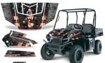 Polaris Ranger EV Electric Graphics 2009-2011