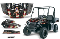 Polaris Ranger EV Electric Graphics 2009-2011