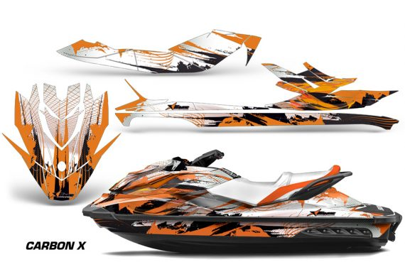 Sea-Doo-GTI-SE-130-Graphic-Kit-Wrap-Carbon-X-O