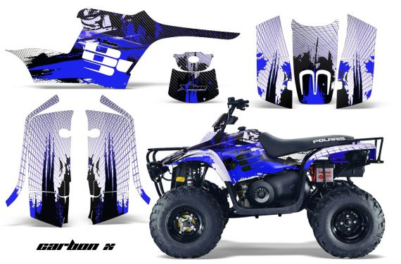 Polaris Trailboss 330 Graphics 2004-2009