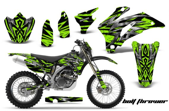 Yamaha WR250F Graphics 2007-2014