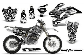 Yamaha WR250F Graphics 2007-2014