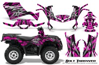 Can-Am-Outlander-400-09-15-Graphic-Kit-Bolt-Thrower-Pink