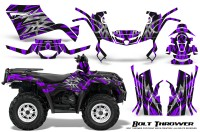 Can-Am-Outlander-400-09-15-Graphic-Kit-Bolt-Thrower-Purple