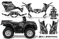 Can-Am-Outlander-400-09-15-Graphic-Kit-Bolt-Thrower-Silver
