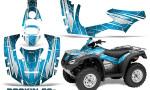 Honda Rincon 06 14 CreatorX Graphics Kit Rockin80s BlueIce 150x90 - Honda Rincon 2006-2018 Graphics