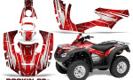 Honda Rincon 06 14 CreatorX Graphics Kit Rockin80s Red 150x90 - Honda Rincon 2006-2018 Graphics