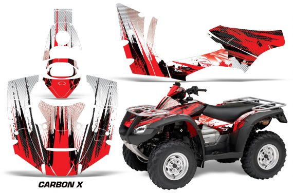 Honda Rincon 06 14 Graphics Kit Wrap CX R 1410 150126 1013 570x376 - Honda Rincon 2006-2018 Graphics