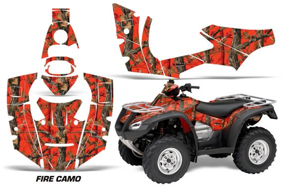 Honda Rincon 06 14 Graphics Kit Wrap Fire Camo 1410 150142 1010 570x376 - Honda Rincon 2006-2018 Graphics