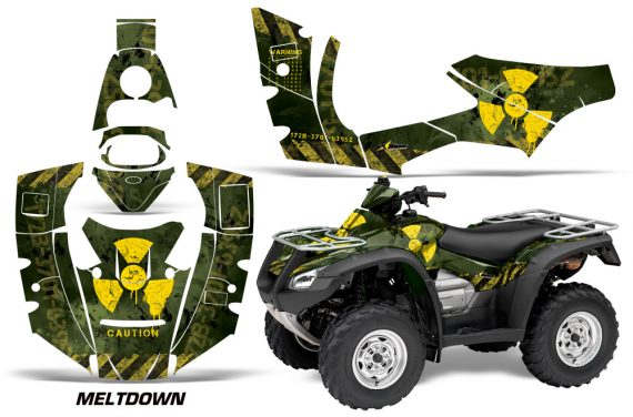 Honda Rincon 06 14 Graphics Kit Wrap Meltdown YG 1410 150152 1516 570x376 - Honda Rincon 2006-2018 Graphics