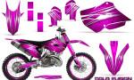 Husaberg 13 14 Husqvarna 14 15 TC FC Graphics Kit Cold Fusion Pink NP Rims 150x90 - Husqvarna TC 125-250 FC 250-350-450 2014-2016 Graphics