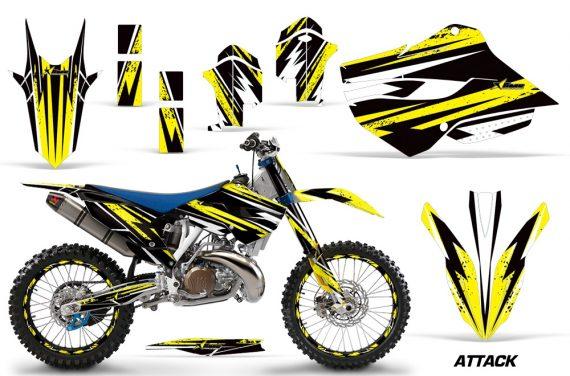 Husqvarna TC 125-250 FC 250-350-450 2014-2015 Graphics