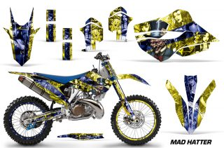 Husqvarna TC 125-250 FC 250-350-450 2014-2015 Graphics