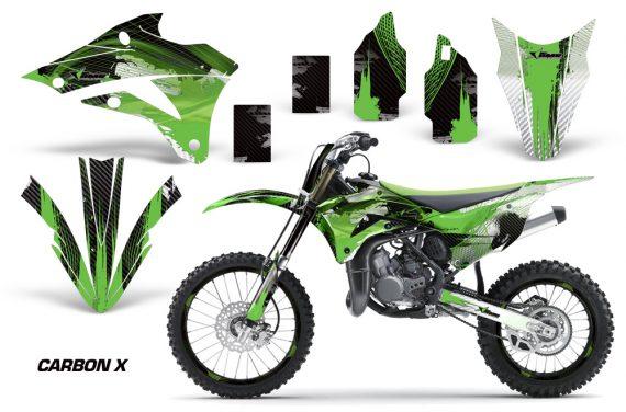 Kawasaki Kx85 Kx100 2014 2018 Graphics