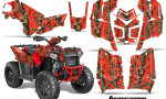 Polaris Scrambler 850 XP 13 14 AMR Graphics Kit Wrap Firecamo 150x90 - Polaris Scrambler 850 1000 2013-2016 Graphics