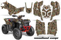 Polaris-Scrambler-850-XP-13-14-AMR-Graphics-Kit-Wrap-Woodland-Camo