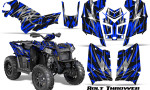 Polaris Scrambler 850 XP 2013 2014 CreatorX Graphics Kit Bolt Thrower Blue 150x90 - Polaris Scrambler 850 1000 2013-2016 Graphics